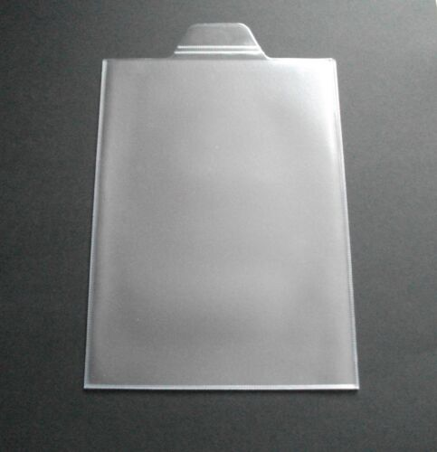 A4 Spec Sheets 25 x Clear Vinyl Car For Sale Window Advertising Display Wallets