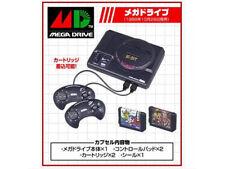 />**Takara Tomy Sega History Collection Mega Drive MD Gashapon Set of 4pcs 2019