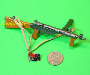 Details about MK5 1:6 Scale Action Figure DRAGON WW2 BRITISH AIRBORNE STEN  MK V GUN MODEL