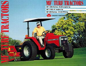 massey ferguson 200 series 1160 1200 series turf tractors sales rh ebay com Massey Ferguson Images 1060 Massey Ferguson 1180