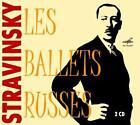 Russische Ballette: Feuervogel/Petruschka/+ von Boulez,Moscow State Conservatory Symphony Orchestr (2013)