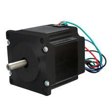 56mm 24v 2 Phase 4 Wire Nema23 Stepper Motor 18 Degree For 3d Printer Cnc Ok