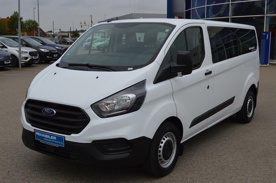 Ford Transit Custom Kombi 320L 2,0 TDCi 105 Ambiente d,