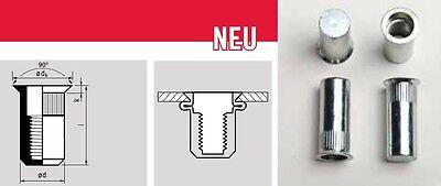 Masterfix MFX612 Dorne Gewindehülsen Mundstücke Ersatzteile Koffer Einzelteile