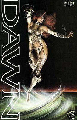 DAWN Vol. 1 #6 NM- (Sirius, 1996) original Comic Book