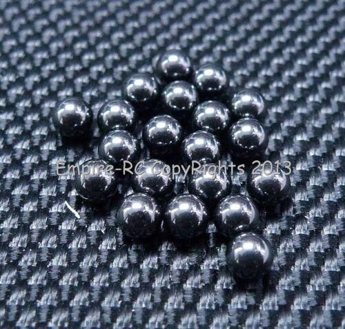 (10 PCS) (1.984mm) (5/64) Ceramic Bearing Ball Silicon Nitride (Si3N4) Grade 5