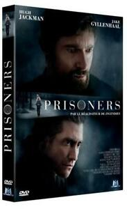 DVD-Prisoners-Denis-Villeneuve-Occasion