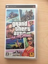PSP GTA Vice City Stories  Japan Import