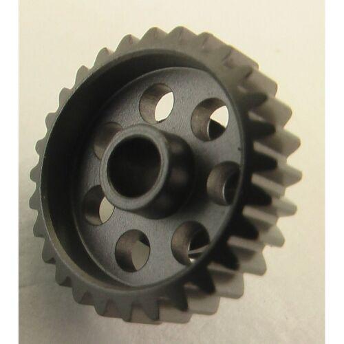 Hot Racing HAG828 28T 48P Aluminum Pinion Gear 1//8 Bore