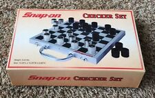 Snap On Checkers set Crown Premiums 9903627