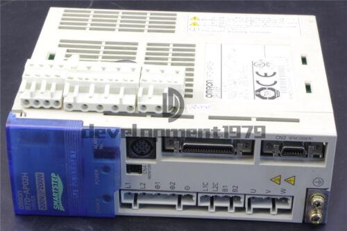 Omron Servo Drive R7D-AP02H R7D AP02H Used Tested