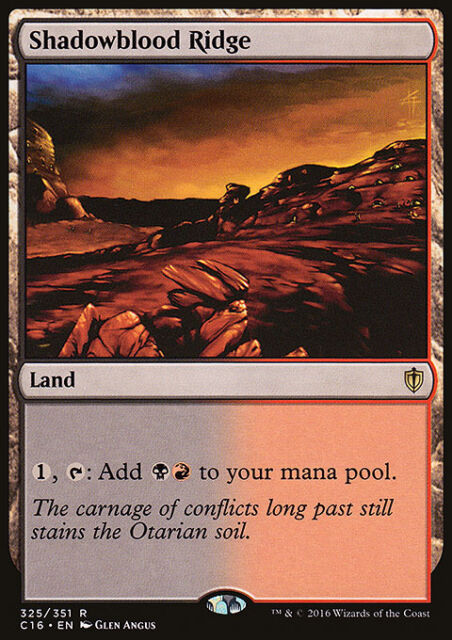 x4 Blood Bairn MTG Commander 2015 C M//NM English