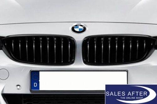 ORIGINALE BMW M Performance Griglia Decorativa renale 4er f32 f33 f36 NERO GRIGLIA FRONT