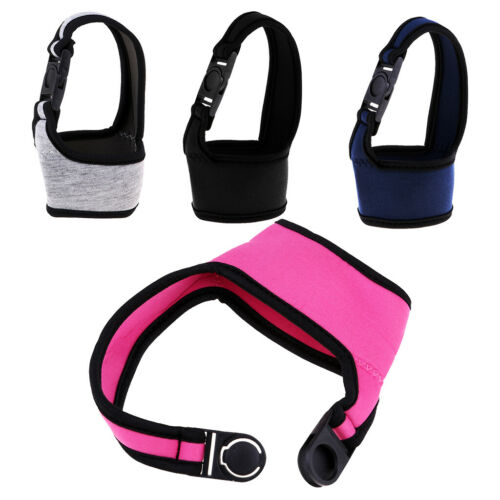 2PCS Coffee Cup Sleeves Water Bottle Drink Carrier Cover with Clip Buckle