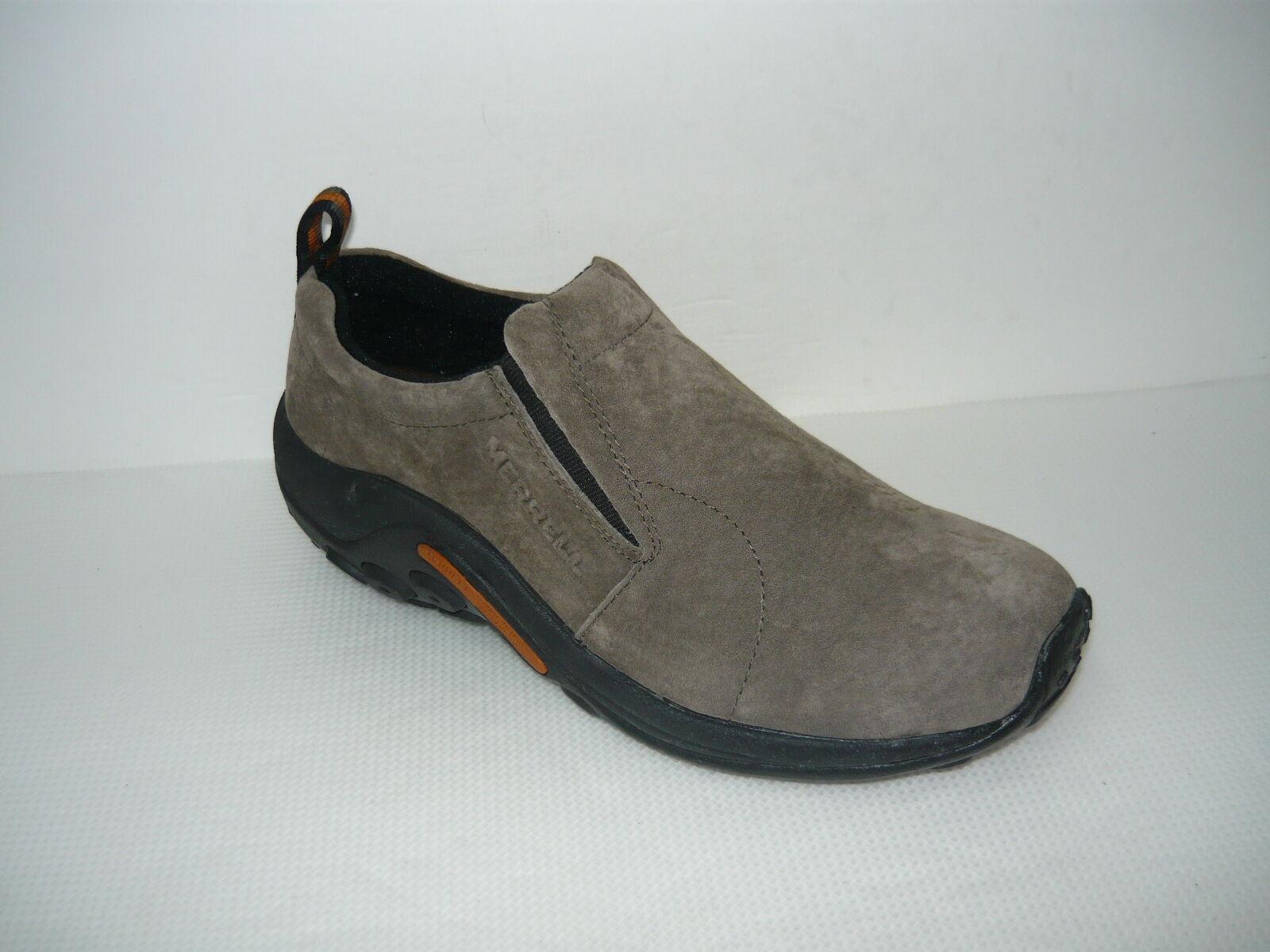 MERRELL Moc WATERFROOF GREY Leder Schuhes Sz 11