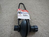 Eagle Claw Bamfrd - Boat Motor Flusher - Round Cap With Rubber Washer -
