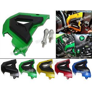 Engine Cover Frame Sliders Crash Protector For Kawasaki Ninja 300 250 Z300 13-16