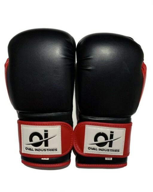 2pcs Boxing Gloves and Focus Pads Set Gym Exercise Strength Training Slimming