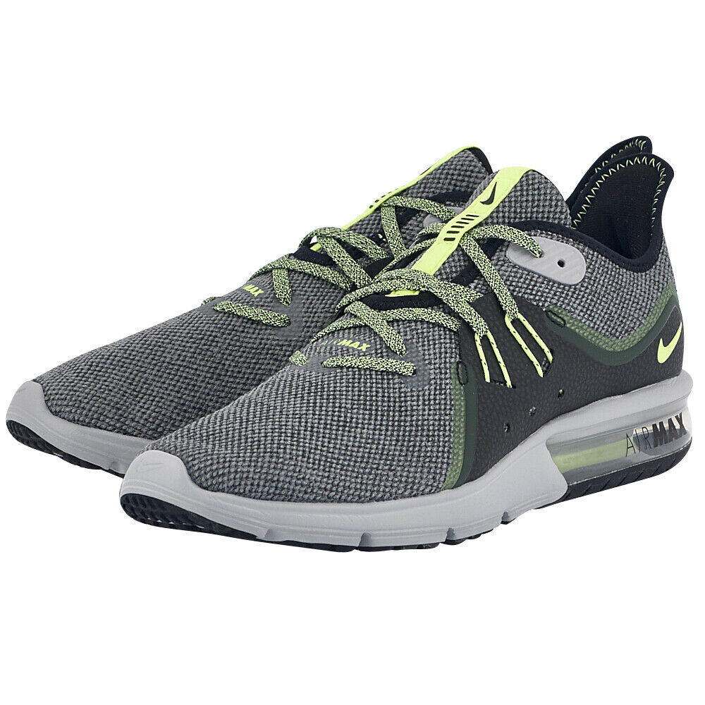 Nike Air Max Sequent 3  Cool Grey  (921694-007) Men's Size 12