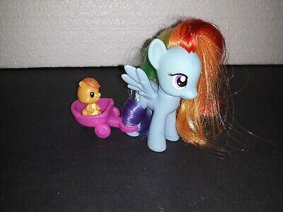 Het Beste My Little Pony Mon Poney Mein Kleines Pony G4 Rainbow Dash Original Series 2010 Goed Verkopen Over De Hele Wereld