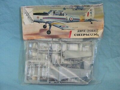 De Havilland DHC-1 Chipmunk #134 1//72 Airfix Sealed