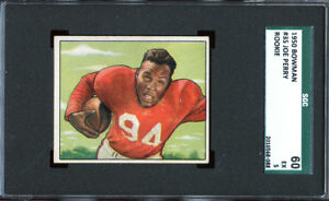 1950-Bowman-Football-Joe-Perry-RC-HOF-35-SGC-60-5-EX-NICE-SHARP-CARD