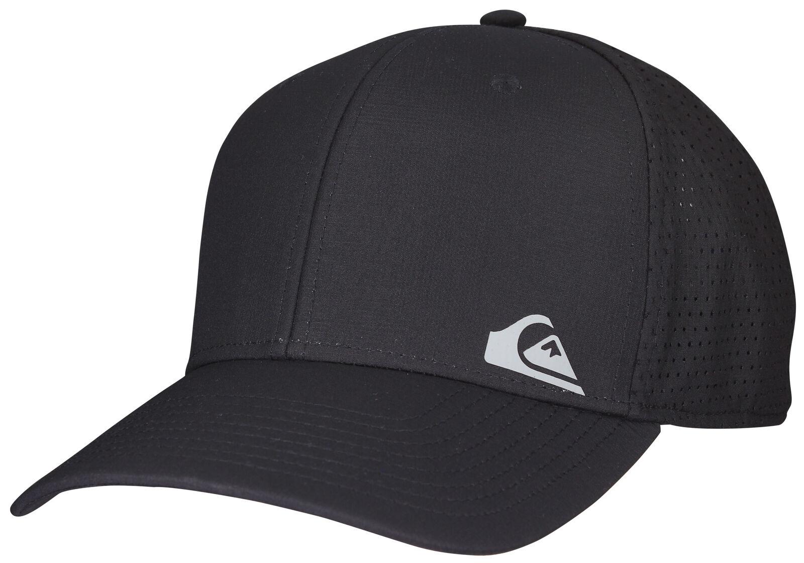 Quiksilver Technabutter Technabutter Technabutter Performance Hat Black 0d3cde