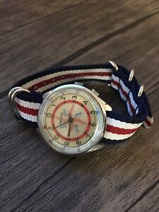 Raketa-Windrose-Sowjetische-mechanische-Armbanduhr-2609-vintage-russian-watch