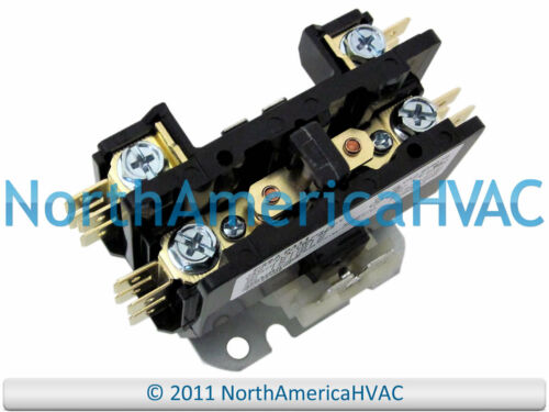 Lennox Armstrong ducane 1 pole contacteur relais 20F72 20F7201 100438-01 10043801