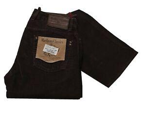Marlboro-LC040981132-Pantalone-Uomo-Marrone-Bruciato-tg-vr-60-OCCASIONE