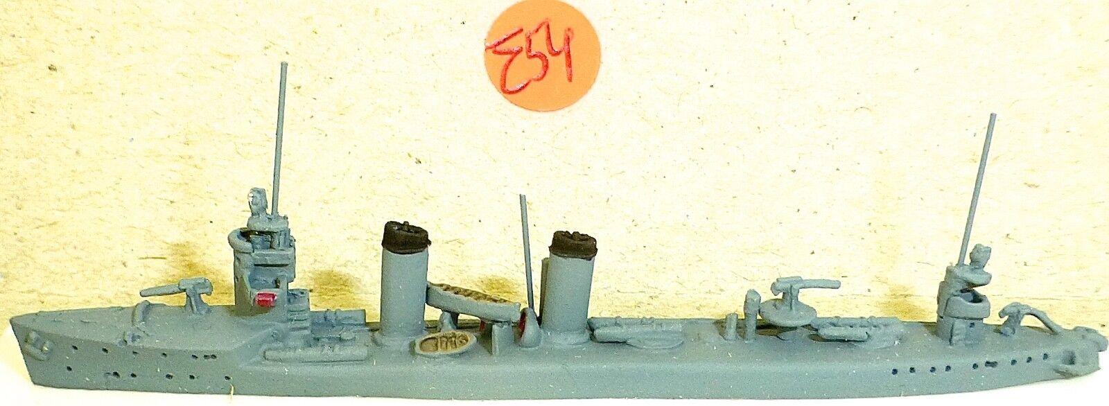 Gr Barco Torpedo Navis G85 Maqueta de Barco 1 1250 Shp ∑ 54 Å