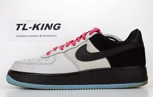 ac3acc68 2008 Nike Air Force 1 Grey University Blue Flamingo White 315122-005 ...