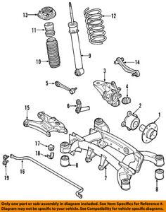 2006 Bmw X5 Rear Suspension Diagram - Wiring Diagram Source