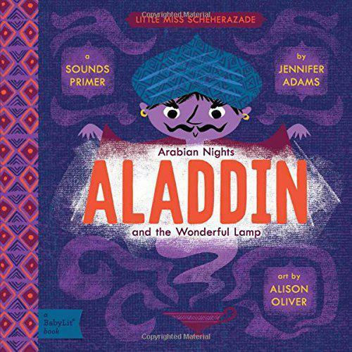 Aladdin And The Maravillosa Lámpara: un Babylit (R) Sonidos Cartilla de Jennifer