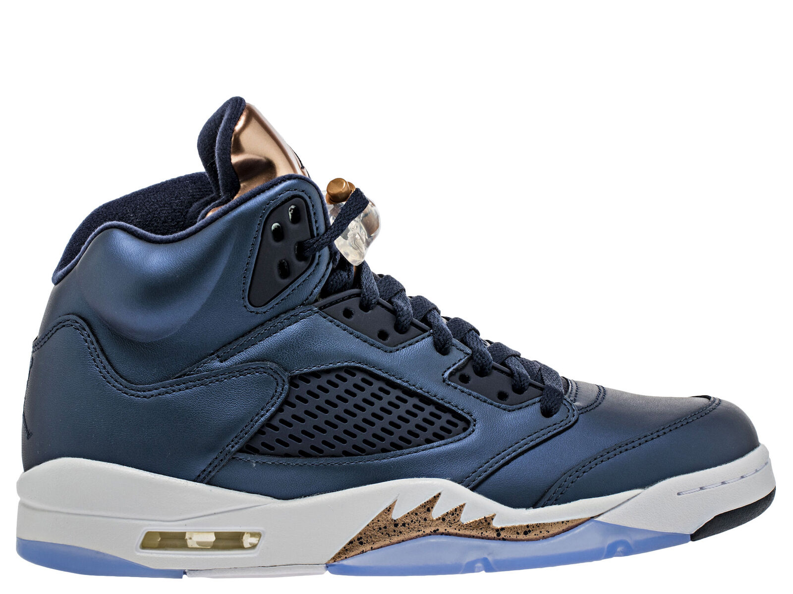 Men Brand New Air Jordan 5 Retro  Bronze  Athletic Fashion Sneakers