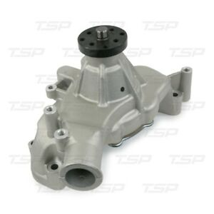 Big Block Chevy Aluminum Electric Water Pump RED High Flow Volume BBC 396 454