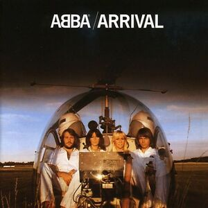 ABBA-Arrival-New-CD-UK-Import