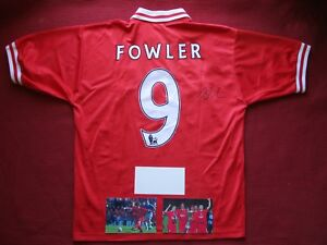 3e1f9a69e6d Image is loading LIVERPOOL-LEGEND-ROBBIE-FOWLER-GOD-HAND-SIGNED-LIVERPOOL-