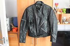 Hein Gericke Hurricane Motorrad Lederjacke,biker leather jacket,vintage