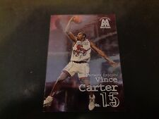 Vince Carter 1998-99 Skybox ROOKIE Supernatural #134 NM/M Condition Raptors
