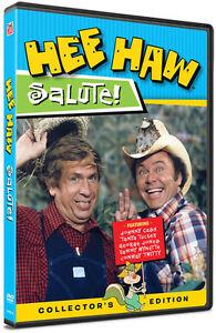Hee-Haw-Salute-3-DISC-SET-2016-REGION-1-DVD-New