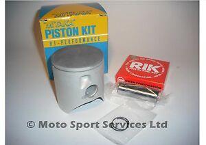 Mitaka Kit Pistons Suzuki Rm125 Rm 125 2004-2008 54.50mm 0.50 O' / S X7h7pkbx-07230239-513595375