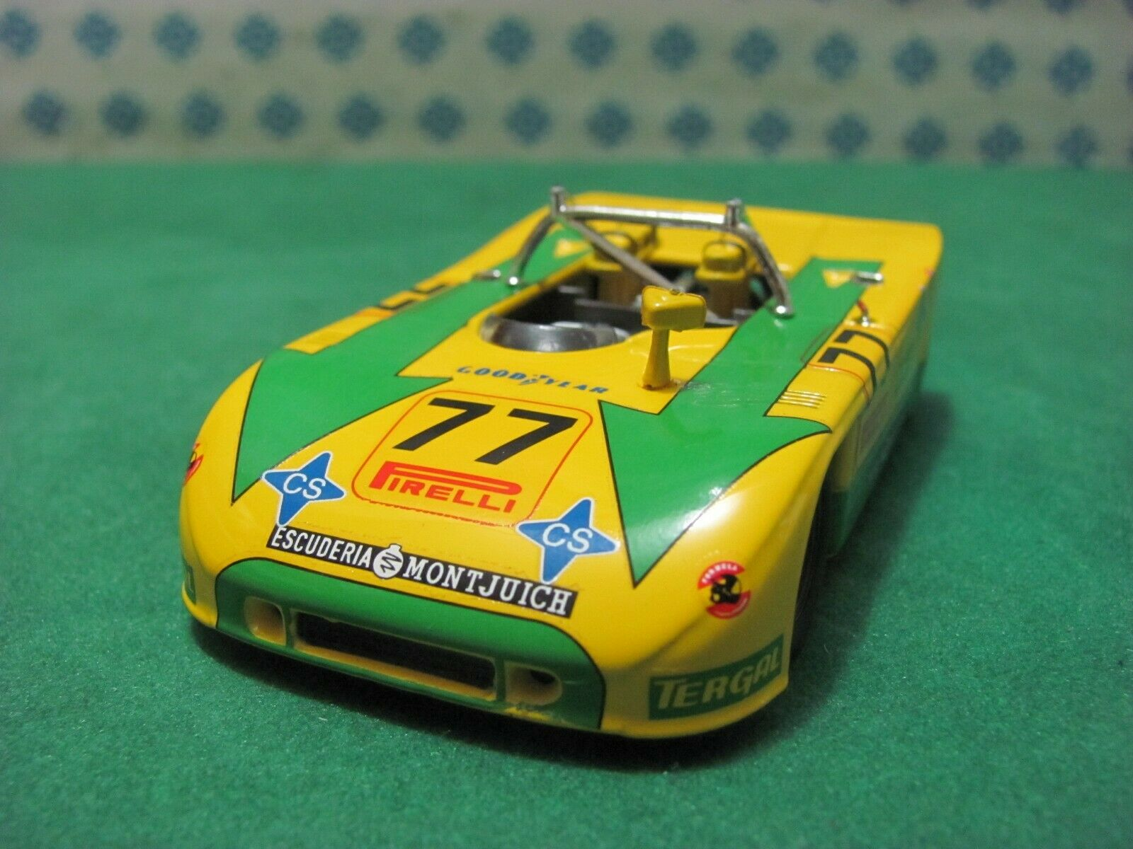 Porsche 908 3 3000cc. Spyder   Montseny 1972   - 1 43 Best 9095