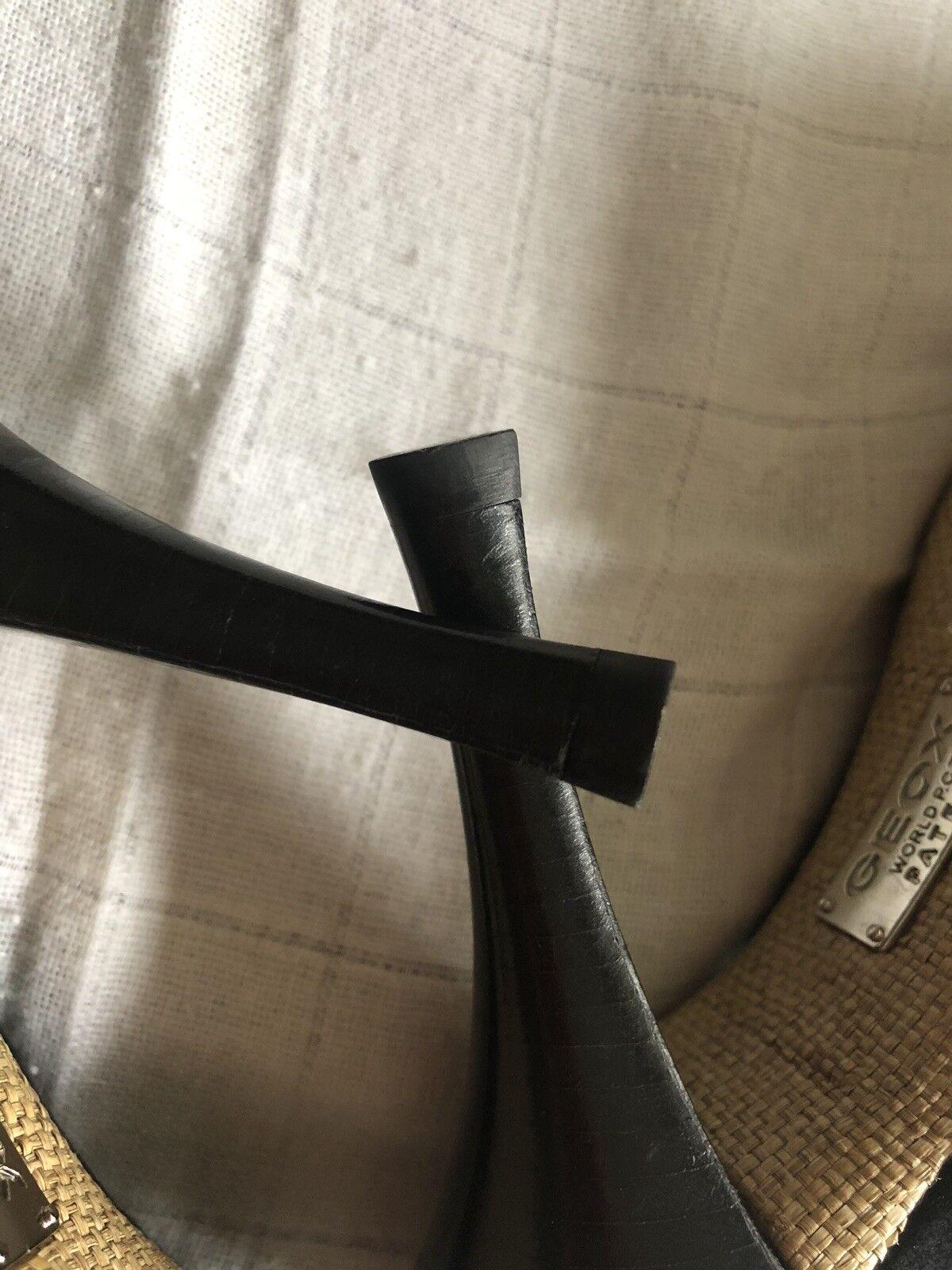 Geox Damenschuhe gr 35 schwarz schwarz schwarz 1e9a62
