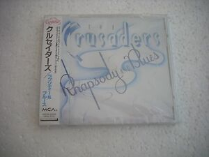 THE-CRUSADERS-RHAPSODY-AND-BLUES-JAPAN-CD