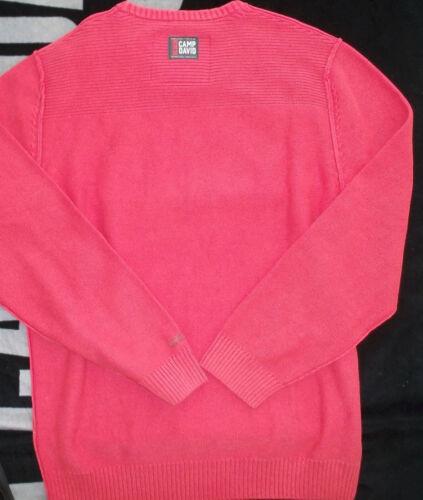 maglione Pullover Xl M 3xl Nuovo David nuovissimo Camp Xxxl 7RrSRdq