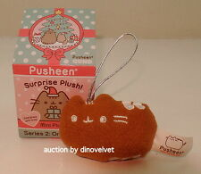 PUSHEEN GINGERBREAD COOKIE SURPRISE PLUSH BLIND BOX SERIES 2 NEW ORNAMENT CAT
