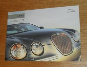 Image Is Loading Jaguar S Type Price Guide 2005 3 0