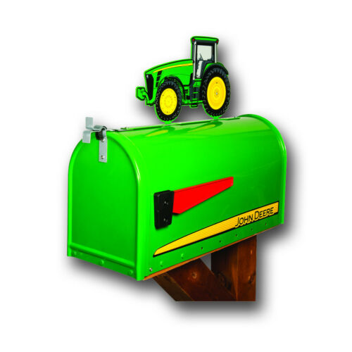 John Deere Tractor Model 8000 Mailbox Free Shipping