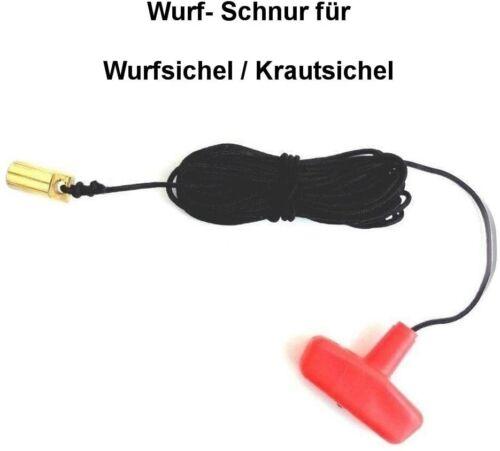 Tir-ficelle pour herbe faucille//wurfschnur pour double-faucille et TIR-Faucille
